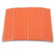 Skládací sedátko Yate oranžová