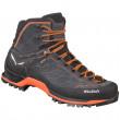 Pánské boty Salewa MS MTN Trainer MID GTX černá/oranžová Asphalt/Fluo Orange