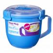 Hrnek Sistema Microwave Small Soup Mug Color modrá