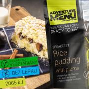 Adventure Menu Rýžový nák. se švestkami 250 g
