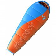 Дитячий спальний мішок Husky Kids Merlot -10 °C помаранчевий