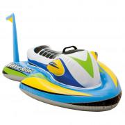 Надувний скутер Intex Wave Rider RideOn 57520NP синій