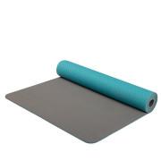 Килимок Yate Yoga Mat двошаровий TPE
