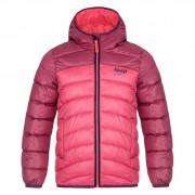Дитяча зимова куртка Loap Inbelo рожевий