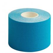 Тейп Yate Kinesiology tape 5 cm x 5 m синій