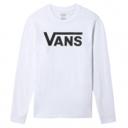 Жіноча футболка Vans Wm Flying V Classic Ls Bff білий