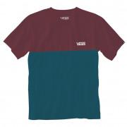 Чоловіча футболка Vans MN Colorblock Tee синій