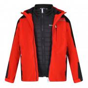 Дитяча куртка Regatta Hydrate VI 3 In 1 червоний/чорний