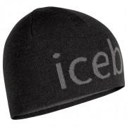 Шапка Icebreaker Beanie темно-сірий