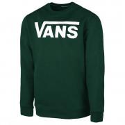 Чоловіча толстовка Vans MN Vans Classic Crew II зелений