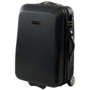 Kufr na kolečkách Hi-Tec Cork 40l černá black
