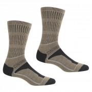 Жіночі шкарпетки Regatta LdySamaris3Season коричневий