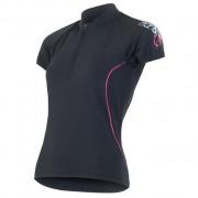 Dámský cyklistický dres Sensor Entry černá