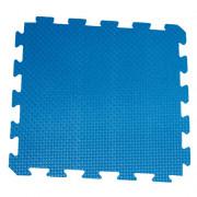 Podložka Yate Fitness Homefloor modrá