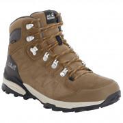 Жіночі черевики Jack Wolfskin Refugio Texapore Mid W коричневий