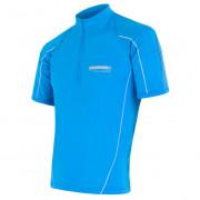 Pánský cyklistický dres Sensor Entry modrá