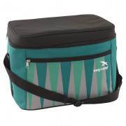 Chladící taška Easy Camp Backgammon Cool bag S modrá Petrol blue