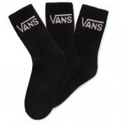 Шкарпетки Vans Wm Classic Crew WMNs 6.5-10 3Pk чорний