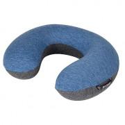 Polštářek Bo-Camp Neck Pillow Memory Foam modrá blue/anthracite