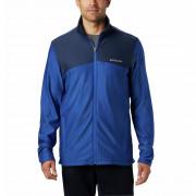 Pánská flísová bunda Columbia Maxtrail Midlayer Fleece modrá Azul, Collegiat