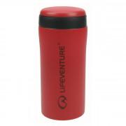 Termohrnek LifeVenture Thermal Mug 0,3l matná červená