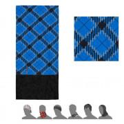 Šátek Sensor Tube Fleece Hero modrá modrá modrá