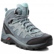 Dámská obuv Salomon Authentic Ltr GTX® W modrá/zelená Lead/stormy weather/eggshell blue