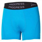 Pánské funkční boxerky Progress E SKN 28HA modrá modrá