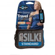 Vložka do spacáku STS Silk Liner Stretch Panel Std