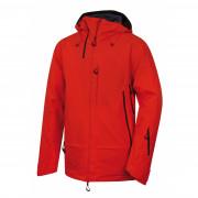 Pánská bunda Husky Gambola M červená výrazně červená