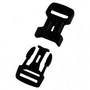 Výměnná přezka 25 mm Mammut Dual Adjust Side Squeeze Buckle