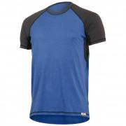 Pánské funkční triko Lasting Oto modrá