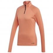 Dámské triko Adidas Trace Rocker oranžová