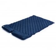 Надувний килимок Zulu Gabor double синій