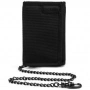 Гаманець Pacsafe RFIDsafe Z50 Trifold Wallet чорний black