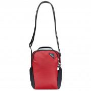 Bezpečnostní taška Pacsafe Vibe 200 červená goji berry