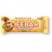 Батончик Lifefood Plus Baobab вишньова маса