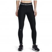 Жіночі легінси Under Armour HG Armr Brand WB Legging чорний
