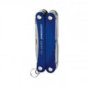 Multitool Leatherman Squirt ES4 modrá