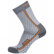 Ponožky Husky Treking New oranžová