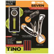 Набір багатофункціональних інструментів True Utility Seven + Tino