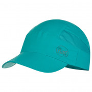 Kšiltovka Buff Pack Trek Cap Solid modrá Deep Sea Green