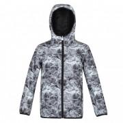 Дитяча куртка Regatta Volcanics V білий/сірий