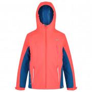 Dívčí zimní bunda Regatta Aptitude IV růžová FieryCo/Petr