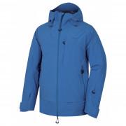 Pánská lyžařská bunda Husky Gombi M modrá tm. modrá