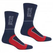 Чоловічі шкарпетки Regatta Samaris2SeasonSck синій/червоний