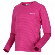 Дитяча футболка Regatta Samley рожевий