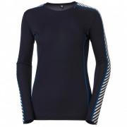 Жіноча функціональна футболка Helly Hansen W Hh Lifa Crew синій