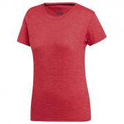 Dámské triko Adidas Tivid Tee červená ACTPNK