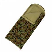 Спальний мішок Husky Quilted Gizmo Army -5°C зелений